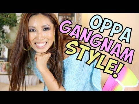 PSY GANGNAM STYLE Cardio Dance Workout!  @Cassey Ho