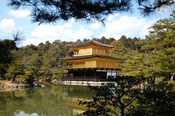 Kinkaku-ji - http://about.me/serenavacas