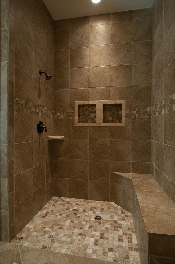 Nonslip Shower Floor Tile
