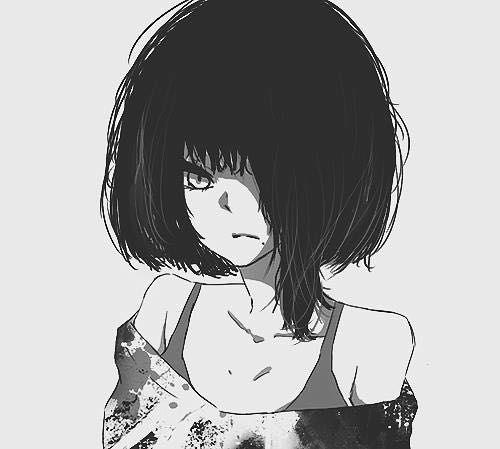 La Chica Rara Yuri 3 En 2020 Triste Chica Anime Anime