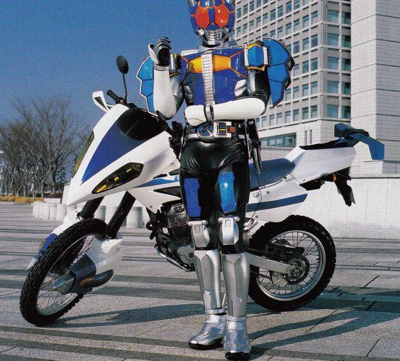 仮面ライダー電王のバイク