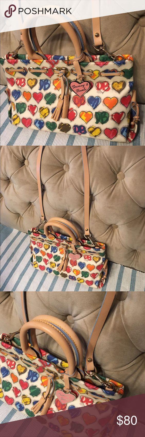 Dooney and Bourke handbag New Dooney and Bourke handbag with strap Dooney & Bourke Bags Crossbody Bags