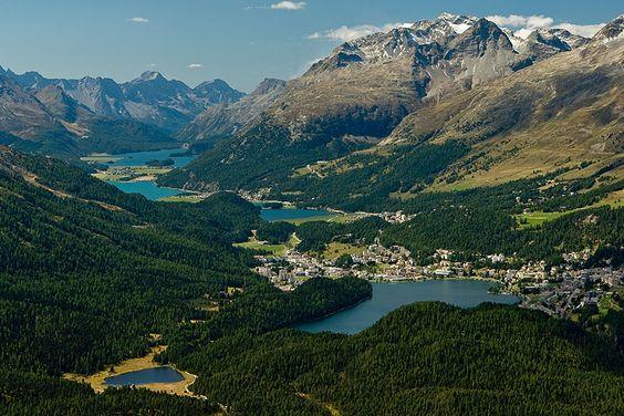 Engadin - Switzerland