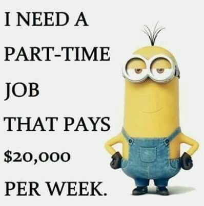 Me too! Lol