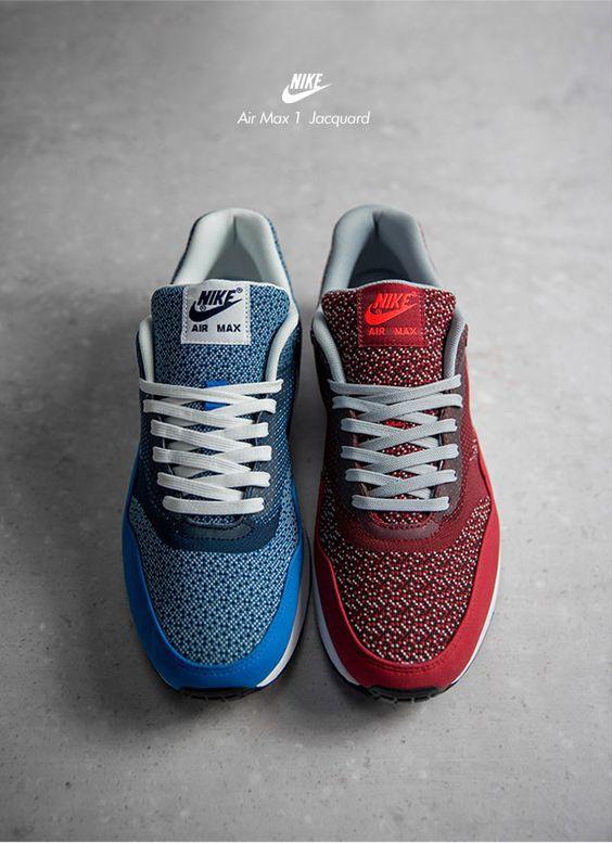nike air jordan pas chere - Nike Air Max 1 Jacquard | Shoe Game Proper | Pinterest | Nike ...