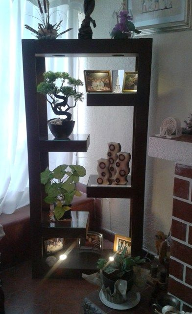 Plants book and led on pinterest - Decoracion con luces ...