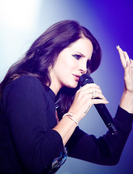 Lana performing at 'Sweetlife Festival', Columbia (May 10, 2014)