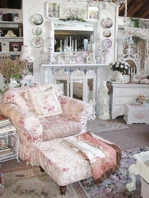 Pretty Amazing Shabby Chic