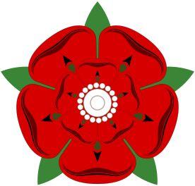 Lancashire rose - Henry VI (Shakespeare) — Wikipédia