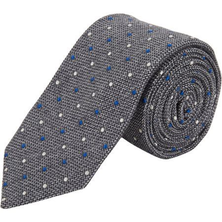 Drake's Dotted Neck Tie at Barneys.com
