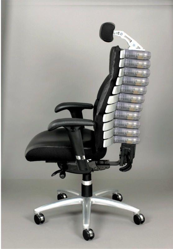 Rot Leder Computer Stuhl Design Ideen Burostuhl Ergonomisch