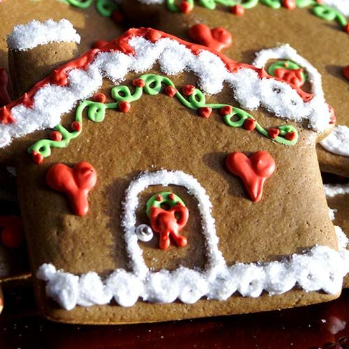 cookie recipes gingerbread cookies gingerbread houses holiday cookies ...