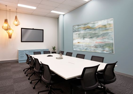 Native Title Commercial Office Fitout Boardroom