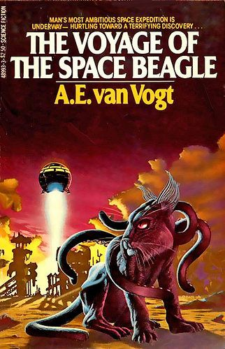 the voyage of the space Beagle | by pelz