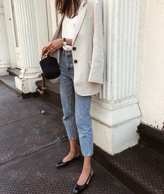 Элегантные образы в стиле casual на каждый день | Новости моды