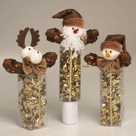 Regalos para navidad detalles navide os cajita acetato for Detalles para navidad