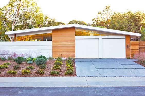 This classic Eichler was renovated to become a naturally-cooled home that blends indoors and out   Inhabitat - Sustainable Design Innovation, Eco Architecture, Green Building