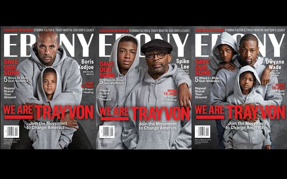 JUSTICE FOR TRAYVON: EBONY Takes a Stand - News & Views - EBONY I did take a stand and stood my ground!