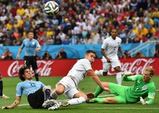 Uruguay vs England