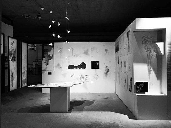 #imadethat @ccae_march  [dis]encumbering the syncretic city. Exhibition space by @gillian.okeeffe #exhibition #exhibit #exhibitionists #gallery #concept #design #art #architectureschool #abstract_buff #endofyearshow #yearshow #designer #architecturestudent #iarchitectures #imadethat #archilovers  #architecture #moths #ccae #arquitectura #masters #cork #ireland @critday @so.arch @archfolios @archi_students @architetti #studyarchitecture #makeanimpact