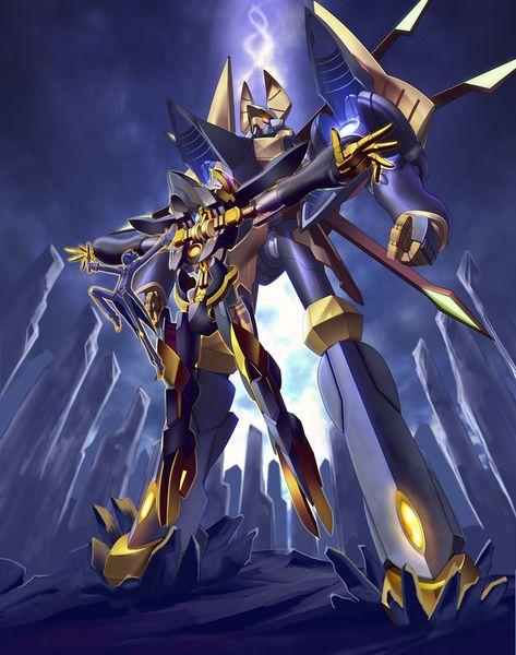 Lelouchs Knightmare Zeros Actually Looks