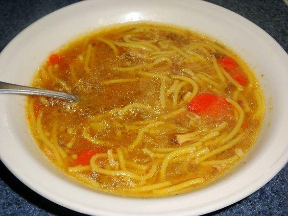 Best Cuban Chicken Soup Recipe