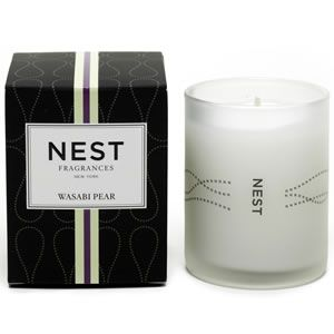 Party #Favor ALERT! #NEST Fragrances #votive make for the perfect #gift. #Wasabi Pear is the perfect sweet, fruity #pear fragrance that anyone will love. Find this votive here ----> http://www.candlesoffmain.com/nest-fragrances-wasabi-pear-votive-candle.aspx