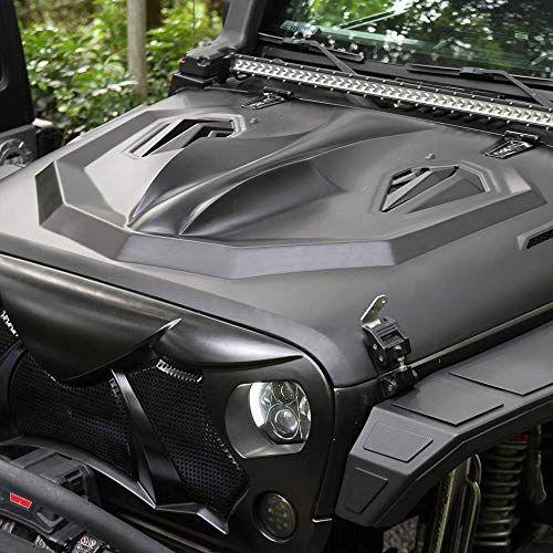 Maiker Cobra Series Hood For Jeep Wrangler Jk Jku Unlimited