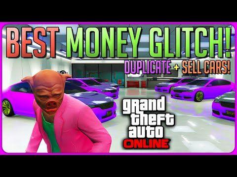 GTA 5 Online: *BEST* UNLIMITED MONEY GLITCH Patch 1.20/1.22 DUPLICATE CARS (GTA V 1.20 Money Glitch) - http://goo.gl/QqPC9A