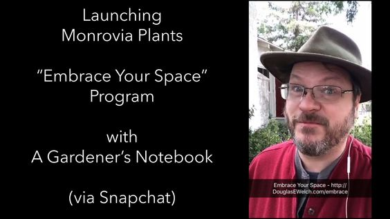 Embrace Your Space with Monrovia Plants from A Gardener's Notebook