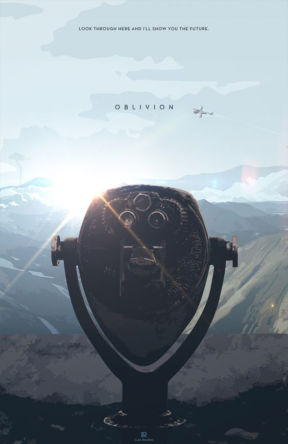 Oblivion Movie Posters on Behance