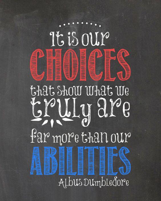 Albus Dumbledore Quote...