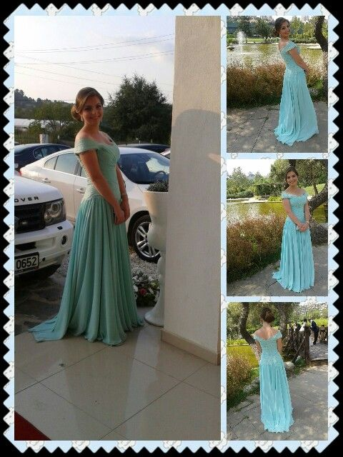 Mint green dress #ncsfashion#designer#haute #couture#fashion #designer