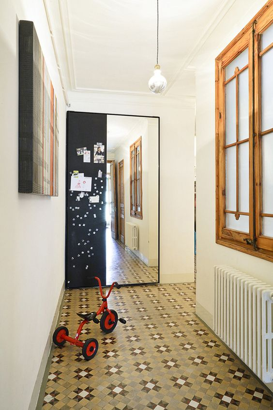 Eixample Apartment by Bach arquitectes // Barcelona, Spain.Yellowtrace  Interior  Design,