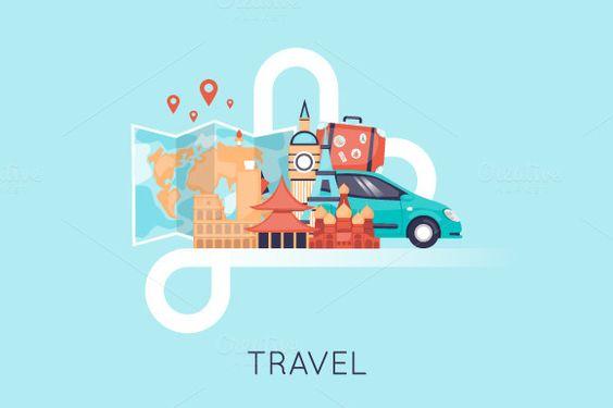 World Travel @creativework247