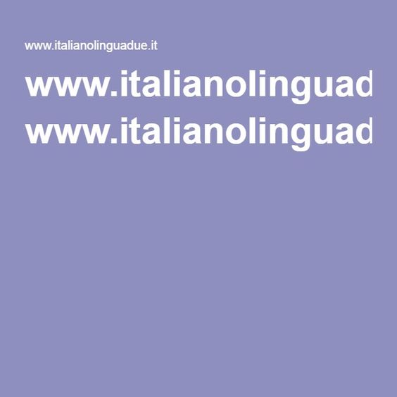 www.italianolinguadue.it