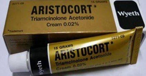 Aristocort كريم أريستوكورت Triamcinolone كريم تريامسينولون الاستخدامات كريم أريستوكورت كيف تستعمل كريم أريس Cream Convenience Store Products Tech Company Logos