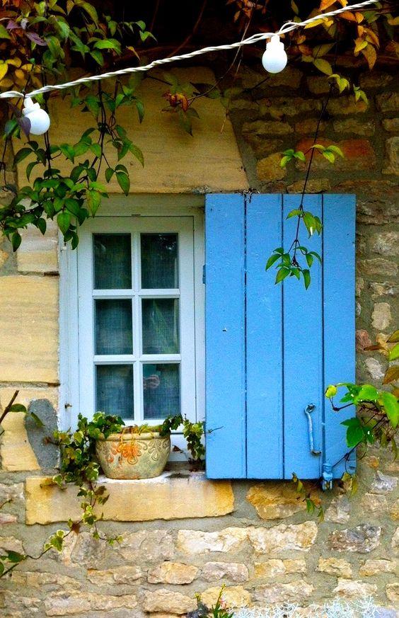 Window - Normandy, France