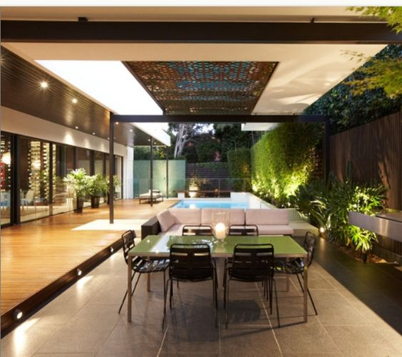 Outdoor Ceilings