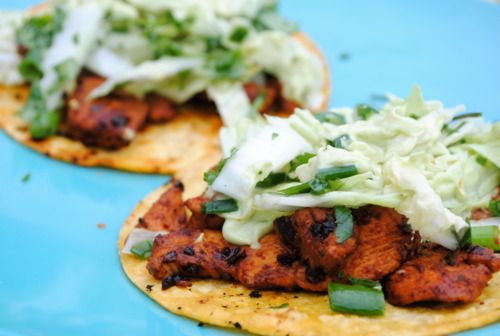 Chicken tacos, Tacos and Chicken on Pinterest
