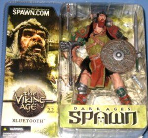 Dark Ages Spawn Series 22 Viking Age Bluetooth McFarlane Toys
