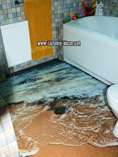 صور ارضيات 3d احدث كتالوج صور أرضيات 3d Decor Home Decor Bath Mat