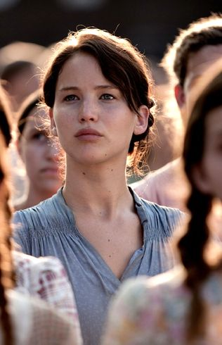 KATNISS EVERDEEN. Although she is a fictional character, I wish every young girl on this planet could have a fraction of her passion. She truly is a girl on fire.