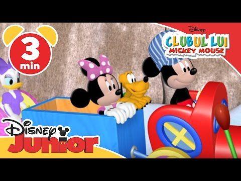Clubul Lui Mickey Mouse Deszăpezirea Doar La Disney Junior Youtube Disney Junior Disney Mickey Mouse