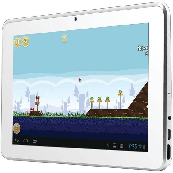 """Only 149.99!  Everything Electronic and More -  AZPEN 3335 7"""" 8GB Android™ 4.1 OS Tablet"""