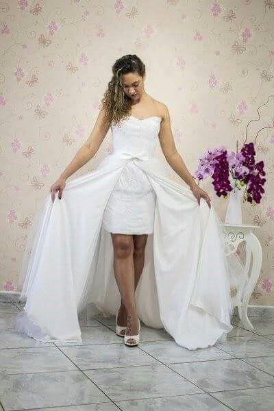 Outra ideia de vestido.
