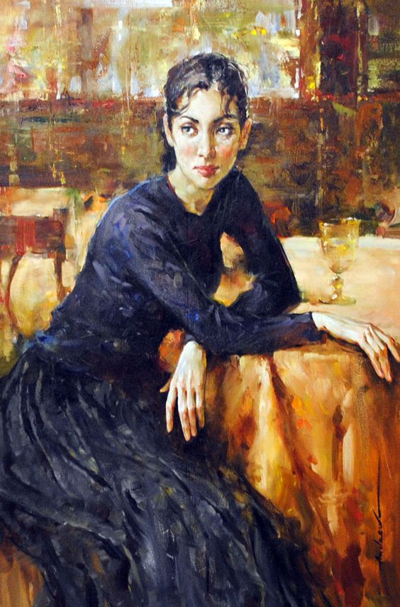 sasha bassari | Art & Coin TV: ANDREW ATROSHENKO - Previous Work Sold