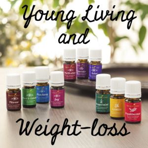Young Living and Weightloss