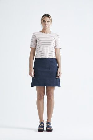 $129 striped T-shirt