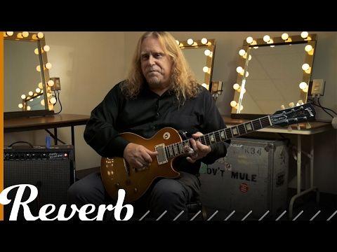Warren Haynes On Slide Guitar In Standard Tuning Reverb Interview Youtube Slide Guitar Blues Guitar Guitar Practice